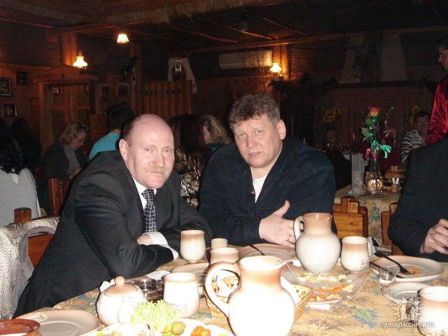 В.Лепенков и И.Казаков