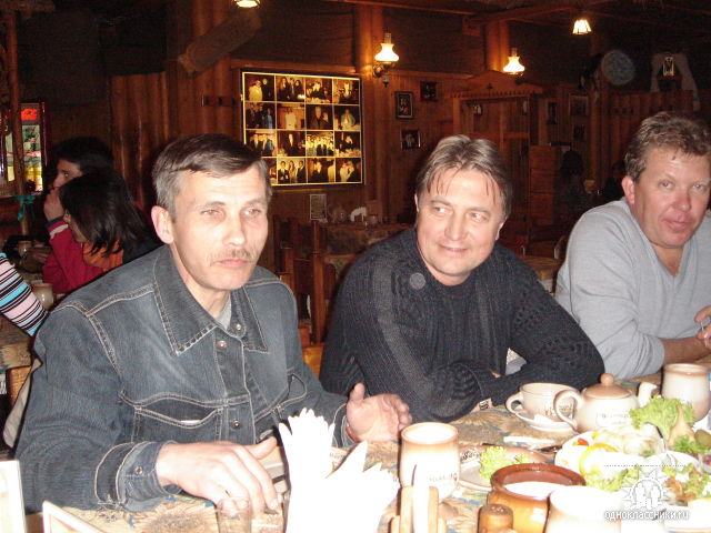 А.Васильевский и А.Кирющенко