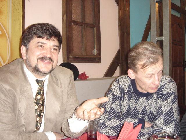 1 Встреча выпускников МВИЗРУ 1984 г. в Москве 22.02.2007