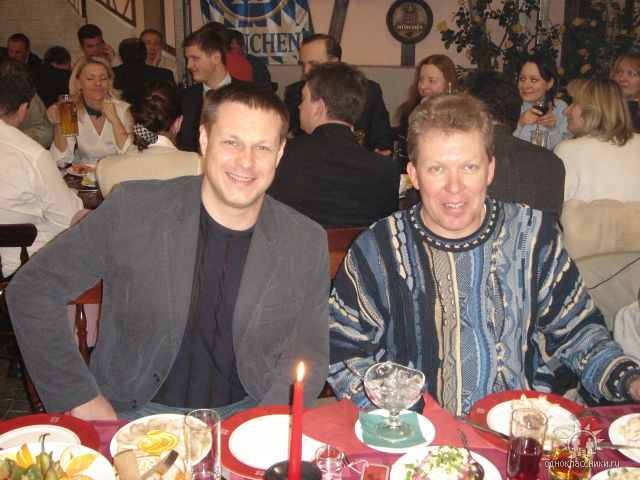 8 Встреча выпускников МВИЗРУ 1984 г. в Москве 22.02.2007