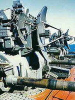 Корабельный зенитный ракетно-артиллерийский комплекс 3М87 «Кортик»