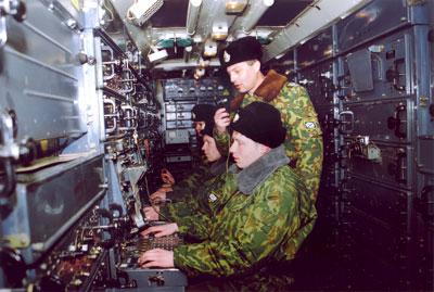 Apparatnaia kabina K-2V