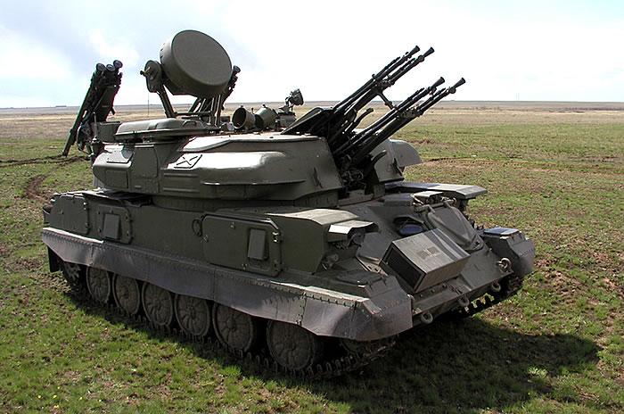 ZSU SHILKA-M4