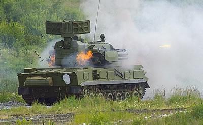 ZSU Tunguska-M1
