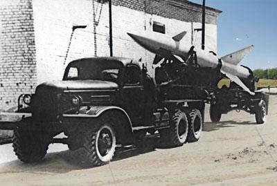 Zariadka rakety V-300