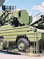 Зенитно-ракетный комплекс 9К33 «ОСА»