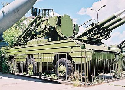"""Зенитно-ракетный комплекс 9К33 """"ОСА"""" 4"""