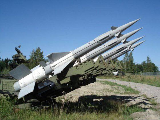"""Зенитно-ракетный комплекс С-125М """"Нева-М"""" 1964 15"""