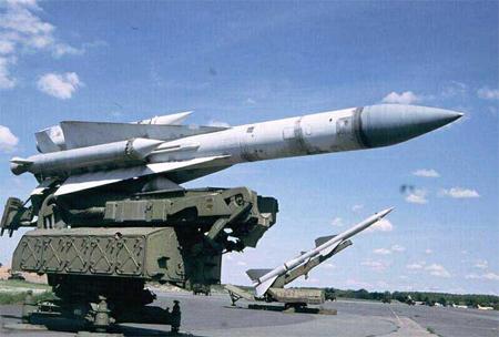"""Зенитно-ракетный комплекс  С-200 """"Вега"""" 1"""