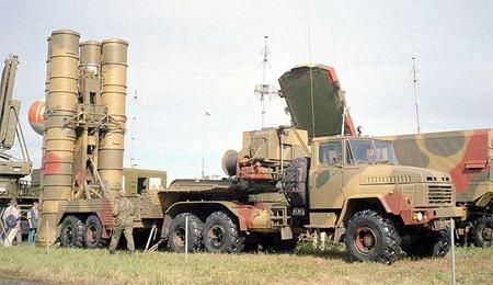 Зенитно-ракетная система С-300ПМ (С-300ПМУ-1) 1