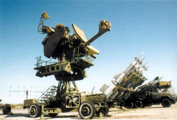 """Зенитно-ракетный комплекс С-125М """"Нева-М"""" 1964 11"""