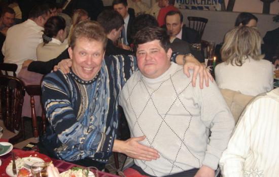 Встреча в Москве 1