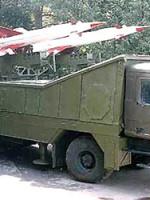 Зенитно-ракетный комплекс С-125-2 «Печора-2» 2002