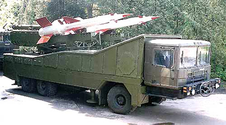 ZRK S-125 PECHORA
