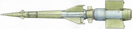 """Зенитно-ракетный комплекс С-125М """"Нева-М"""" 1964 13"""