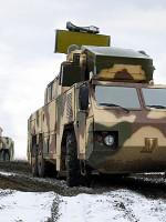«Тор» — Зенитно-ракетный комплекс