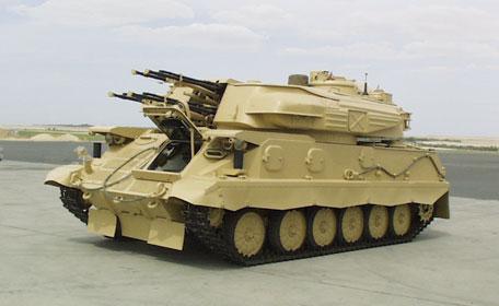 """ЗСУ-23-4 """"Шилка"""". Модернизация 1"""