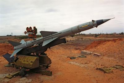 """Зенитно-ракетный комплекс  С-75-2 """"Волга-2"""" 1"""