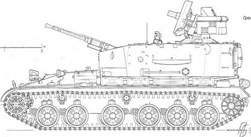 ZSU-37-2-v-pologenii-po-boevomu