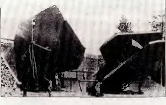 Создание зенитных ракетных систем большой дальности С-200 4