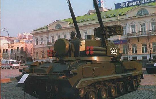 """Видеоматериалы о ЗРПК """"Тунгуска-М1"""" 1"""