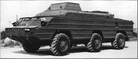 Машина технического обслуживания 9В210 на шасси БАЗ-5938.