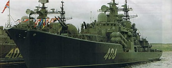 Корабельные ЗРК 1