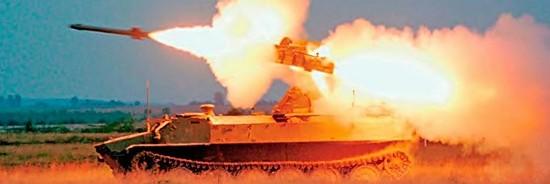 """Зенитно-ракетный комплекс 2К11 """"Круг"""" 4"""