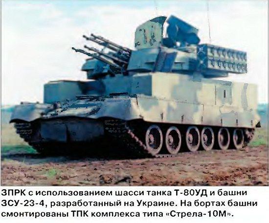 ЗПРК ЗСУ-23-4