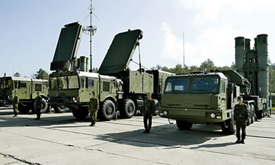 Создание зенитных ракетных систем и комплексов большой дальности противовоздушной и нестратегической противоракетной обороны предприятиями ОАО «Концерн ПВО «Алмаз-Антей» 2