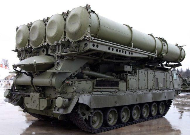 Системы и комплексы войсковой ПВО