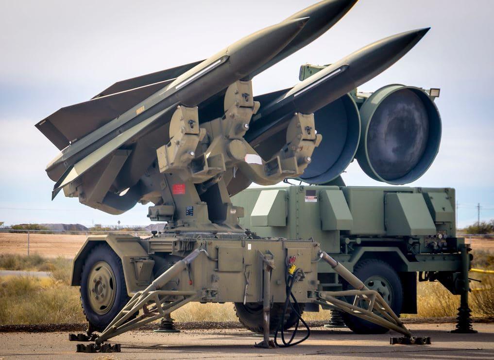 ПУ MIM-23 Hawk
