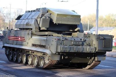 ЗРК 331 Тор-М2
