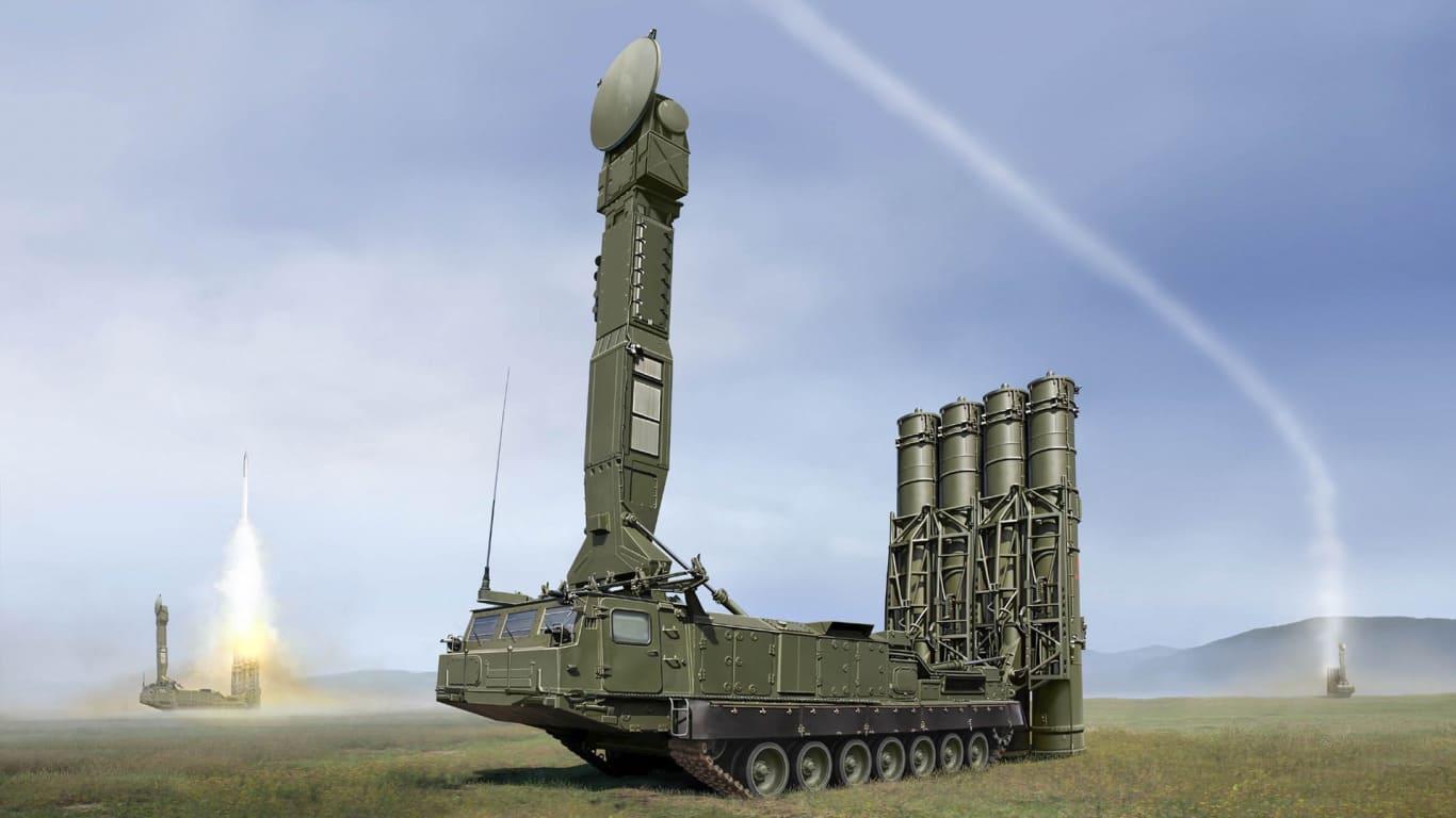 Пуски С-300В4