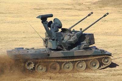 ЗСУ Тип 87