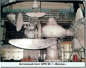 "Антенный пост ЗРК М-1 ""Волна"""